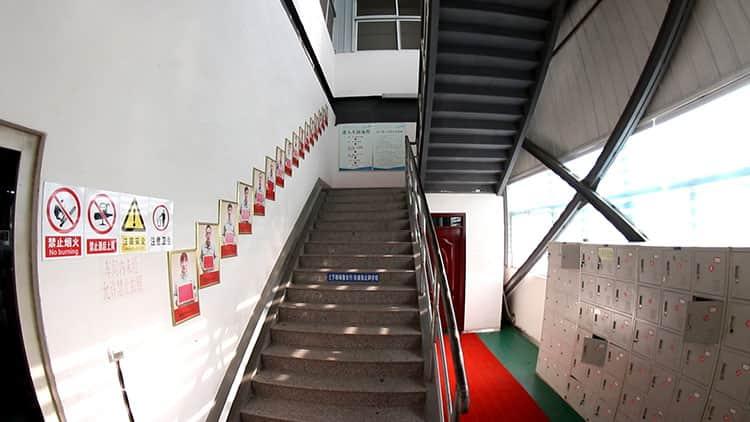 二楼车间入口