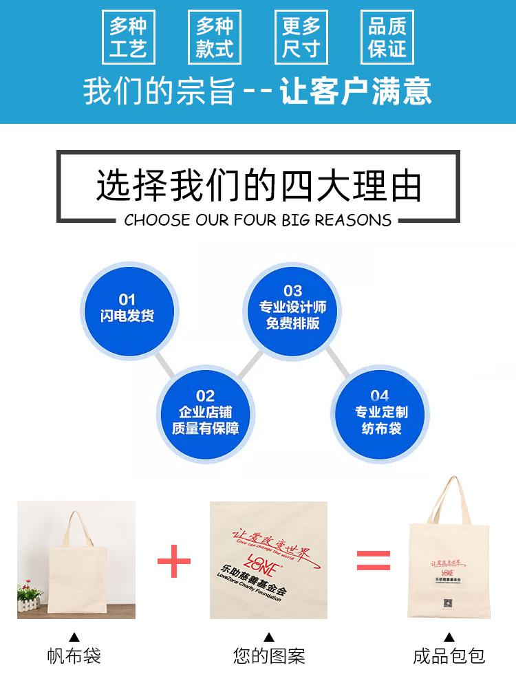 各类帆布袋出售-型号齐全-实地货源